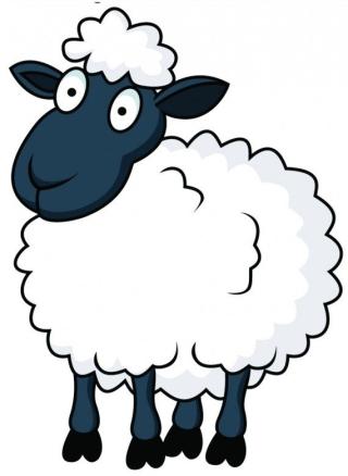 6aa5940c04905952bc7d6cd61b5cd4e1--sheep-cartoon-funny-sheep